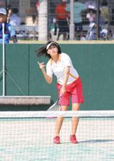 スフトテニス部