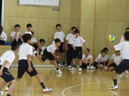 クラスマッチ(中学校)