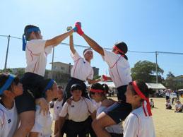 スポーツフェスティバル(中学校)