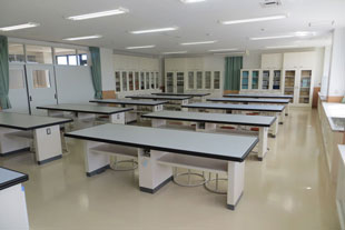 物理・地学実験室